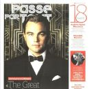 Leonardo DiCaprio, The Great Gatsby - Passe Par Tout Magazine Cover [Greece] (18 May 2013)