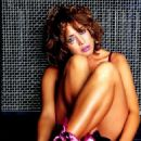 Photo Zhanna Friske in the magazine FHM in 2005
