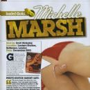 Michelle Marsh - Loaded Gold - March 2008 - 454 x 629