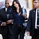 Courteney Cox arrives for an appearance on