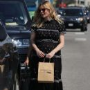 Kirsten Dunst – Out and about in Toluca Lake