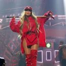 Jennifer Lopez – Performing at 'TIDAL X: Brooklyn' Benefit Concert in NY - 454 x 613