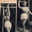Marilyn Monroe - Movie World Magazine Pictorial [United States] (July 1953)