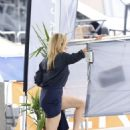 Ellie Goulding – Out in Cannes
