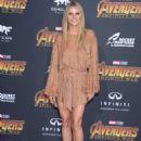 Gwyneth Paltrow – 'Avengers: Infinity War' Premiere in Los Angeles - 454 x 613
