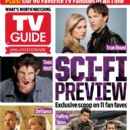 Stephen Moyer, Anna Paquin, True Blood - TV Guide Magazine Cover [United States] (10 June 2013)