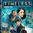 Timeless – Season 1 - Key Art