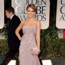 Jessica Alba: 2012 Golden Globes Red Carpet Perfection