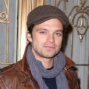 Sebastian Stan Attends 'The Heidi Chronicles' Broadway Opening Night