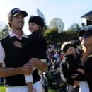 Aaron Baddeley and Richelle Baddeley