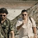 Oscar Isaac with Anthony LaPaglia stars in Balibo.
