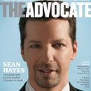 Sean Hayes - The Advocate Magazine [United States] (April 2010)