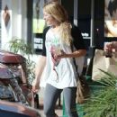 LeAnn Rimes Shoping Candids In Woodland Hills