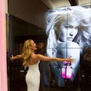 Candice Swanepoel Victorias Secret Bombshells Day In Dallas