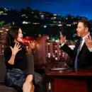 Courteney Cox at 'Jimmy Kimmel Live!' (January 2019)