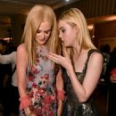 Elle Fanning Nicole Kidman Sofia Coppola and Kirsten Dunst – 'The Beguiled' Premiere After Party in LA - 454 x 579