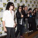 Comic-Con International 2015 - Scooby-Doo! and Kiss: Rock and Roll Mystery - 423 x 600
