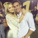 Olivia holt and Ray kearin