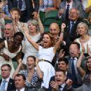 Geri Halliwell – Wimbledon Tennis Championships 2019 in London - 454 x 324