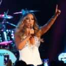Mariah Carey performs at Crown Casino's New Year's Eve Party at Crown Palladium on December 31, 2015 in Melbourne, Australia