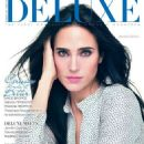 Jennifer Connelly - Deluxe Magazine Cover [Greece] (October 2012)