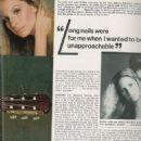 Barbra Streisand - Vogue Magazine Pictorial [United States] (April 1975)