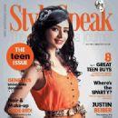 Sukriti Kandpal - Style Speak Magazine Pictorial [India] (March 2012) - 454 x 585