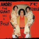 André the Giant - 454 x 416