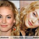 Yvonne Strahovski Totally Looks Like Sophia Myles