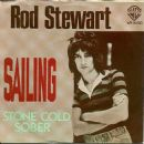 Rod Stewart - Sailing / Stone Cold Sober