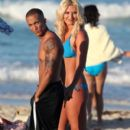 Brooke Hogan and Stacks - 400 x 606