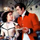 Elizabeth Taylor and Stewart Granger