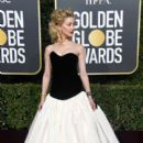 Amber Heard At 76th Annual Golden Globe Awards - Arrivals (2019)