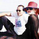 Madonna and Jim Albright - 290 x 193