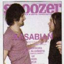 Tom Meighan, Sergio Pizzorno - Snoozer Magazine Pictorial [Japan] (June 2009) - 283 x 366
