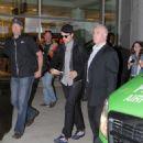 Robert Pattinson Arriving in Toronto June 3, 2012