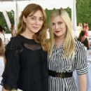 Sasha Alexander Charlotte Gwenyth Gray Foundation Tea Party In Brentwood