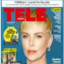 Charlize Theron - Tele Magazyn Magazine Cover [Poland] (11 December 2020)