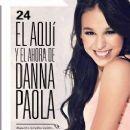 Danna Paola- Circulo Mixup Magazine Mexico March 2013 - 254 x 550