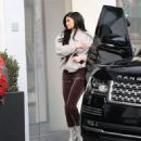 Kylie Jenner Spotted out in Beverly Hills CA February 1, 2017 - 454 x 510