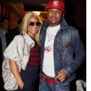 The Dream and Christina Milian - 425 x 610