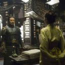 Vicious Emperor (JET LI) demands answers from sorceress Zi Yuan (MICHELLE YEOH)