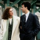 Tom Hanks and Elizabeth Perkins