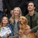 Amanda Seyfried – Shoots final scene for 'The Art of Racing in the Rain' in Port Coquitlam