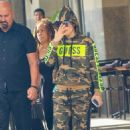 Jennifer Lopez – Ahead of her concert in New Jersey