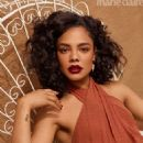 Tessa Thompson - Marie Claire Magazine Pictorial [United States] (July 2019) - 454 x 570