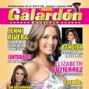 Elizabeth Gutierrez - Galardon Magazine Cover [United States] (29 July 2010)