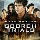 Maze Runner: The Scorch Trials (2015) - 454 x 642