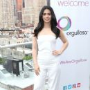 Emeraude Toubia – Hosts P&G's #WeAreOrgullosa Beauty Event in NY - 454 x 681