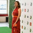 Emily Deschanel – 2018 Farm Sanctuary On the Hudson Gala in NYC - 454 x 680